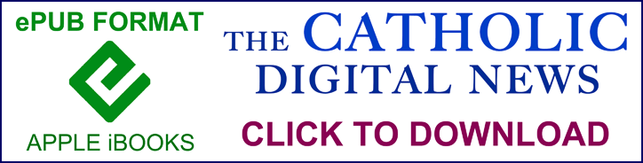 link to download the current issue of The Catholic Digital News in ePUB format