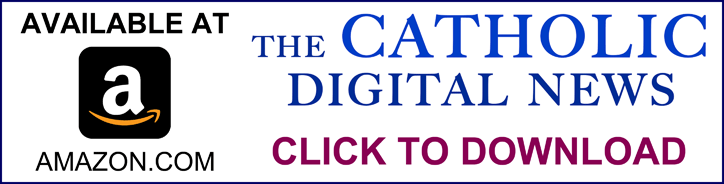 link to issues of The Catholic Digital News at Amazon.com
