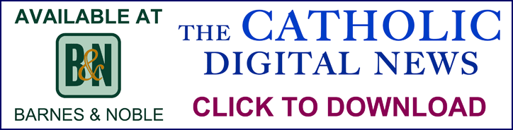 link to issues of The Catholic Digital News at Barnes & Noble