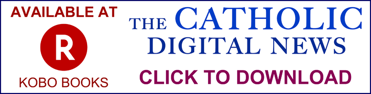 link to issues of The Catholic Digital News at Kobo